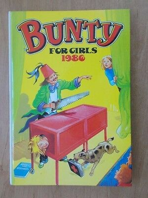 Bunty Annual The Book For Girls 1986