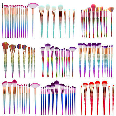 Professional Make up Brush Set Foundation Blusher Concealer Eyeshadow Brushes