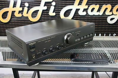 TECHNICS A700 Mk.II Stereo AMPLIFIER Amp Superb example Fully working.