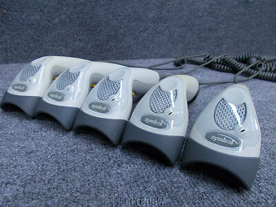 *LOT OF 5* Symbol LST1902T-1000 Handheld Barcode Scanner