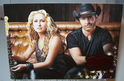 Trick Pony #80 2014 Panini Country Music Numbered Card 43/99 Made