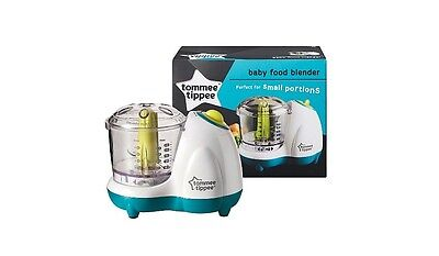 Tommie Tippee Baby Food Blender, Brand New In Box, Contents Sealed, Baby Weaning