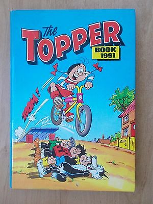 The Topper Book Annual 1991