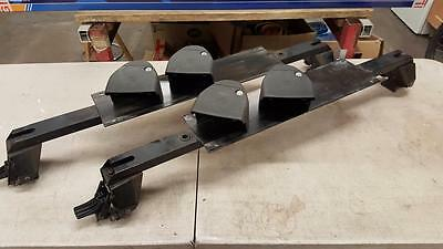 Lightbar Roof rack for Vauxhall Astra as used by London Fire Brigade