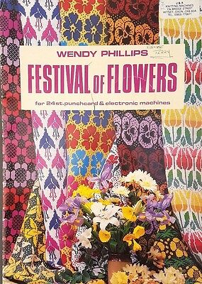 Wendy Phillips Festival Of Flowers For 24st Punchcard And Electronic Machines