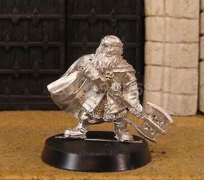 GIMLI HEROES OF THE WEST - Lord Of The Rings Metal Figure(s)