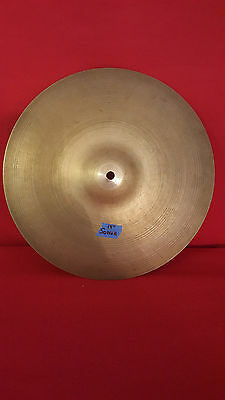 "Vintage Sonor Tosco 14"" cymbal made in Italy"