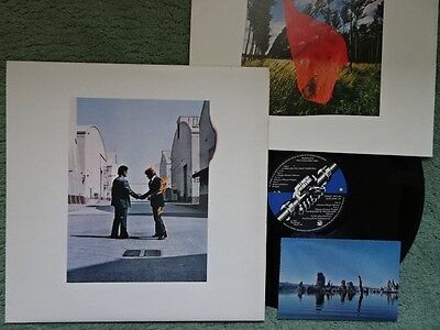 Pink Floyd Lp Wish You Were Here Ex-/ex+ First Press