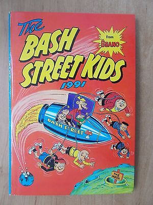 The Bash Street Kids Annual 1991 - From The Beano