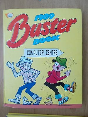 The Buster Book Annual 1989