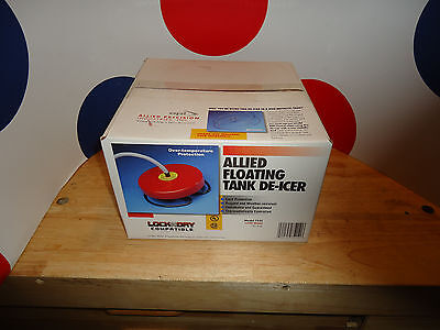 Allied Floating POND/TANK DE-ICER Model 7521 for METAL TANKS 1500 Watts