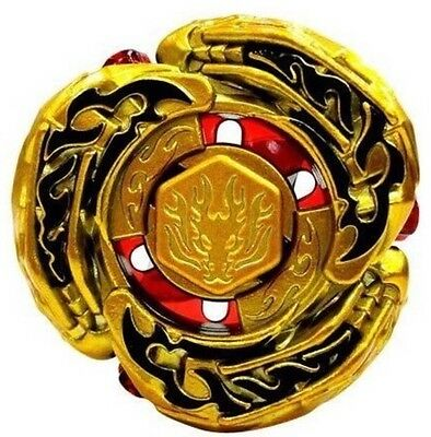 Takara Tomy L-Drago Destructor Destroy DF105LRF GOLD Armored Beyblade USA