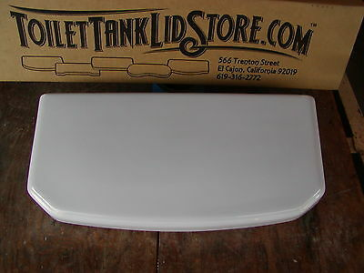 Water Ridge Toilet Tank Lid White 17E