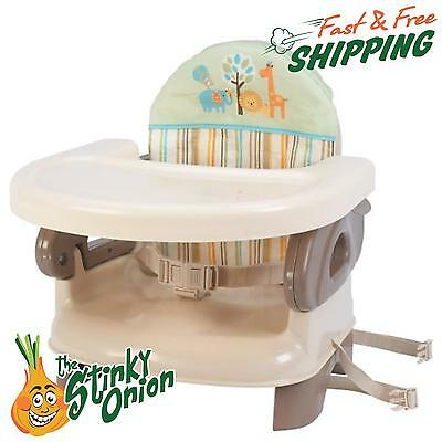 Baby Booster Seat Toddler Feeding High Portable Infant Chair