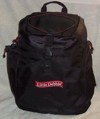 Little Debbie Insulated Lunch Bag Backpack And Container *new*