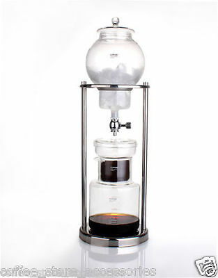 1Pc Dutch Coffee Cold Drip Water Drip Coffee Maker Serve For 8cups