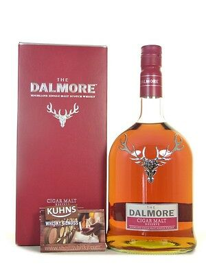Dalmore Cigar Malt Highland Single Malt Scotch Whisky 1,0l, alc. 44%
