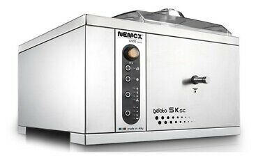 Nemox 5K CREA Gelato Bench Top Ice Cream Machines SALE
