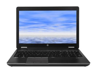 HP ZBook 15 G1 Mobile Workstation Intel Core i7 4th Gen 4700MQ (2.40 GHz) 16 GB