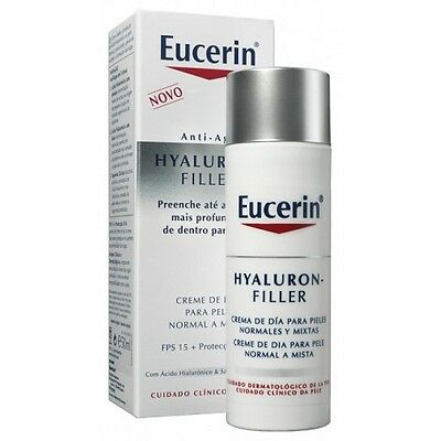 Eucerin Hyaluron-Filler Day Cream 50ml Normal to Combination Skin
