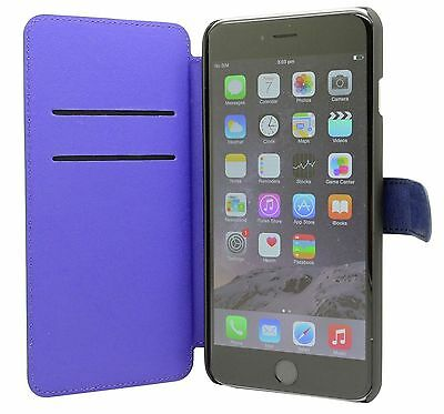 25 units Clik iPhone 6 / 6S Folio Case - Navy Blue