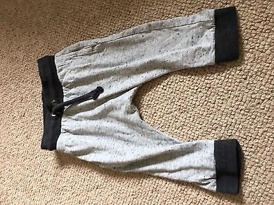 X2 Pairs Of Jogging Bottoms Size 9-12 Months
