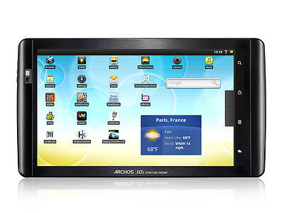 Archos 101 Internet Tablet 501590 10.1-Zoll Android 8GB Schwarz