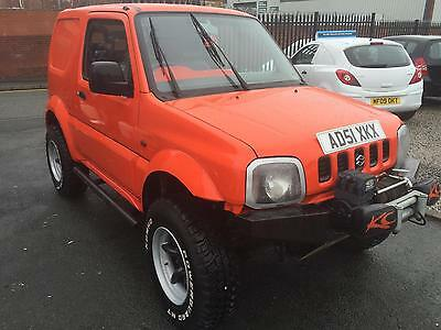 Suzuki Jimny 1.3 JLX OFF ROAD CONVERTED READY TO PUDDLE JUMP