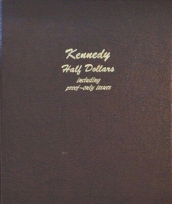 1964-2011 P-D-S KENNEDY HALF DOLLAR SILVER & PROOF COMPLETE SET 158 pc IN DANSCO