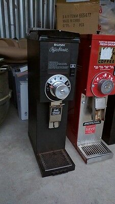Bunn Coffee Grinder Industrial Grade   MSRP $1200     #121 Grocery Store Mall