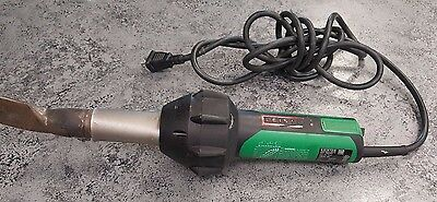 Leister Triac ST 141.228 Welder Hot Air Blower Heat Gun NICE!!!