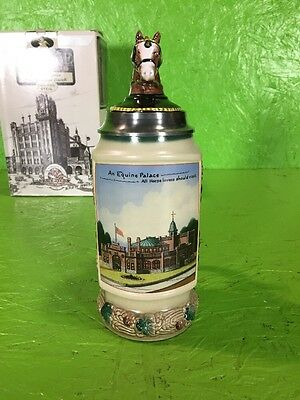 Anheuser Busch Heritage Series Equine Palace For Adolphus Busch
