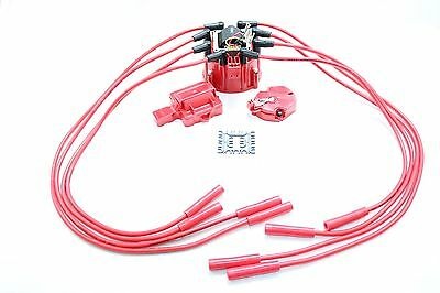 hei distributor cap coil spark plug wires big block chevy gmc 366 396 427  454 v8