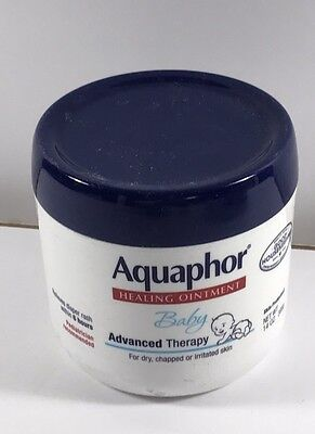 Aquaphor Baby Healing Ointment Advanced Therapy Skin Protectant Broken Seal