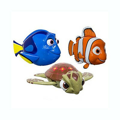 Finding Dory Swimming Characters Pool Toys - 3 pack