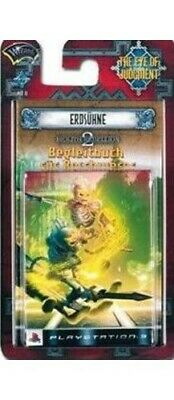 The Eye of Judgment Starterdeck Erdsühne Biolith Rebellion 2 Deutsch Neu & OVP
