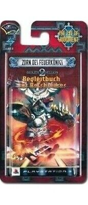 Eye of Judgment Biolith Rebellion Serie 2 Deck Zorn des Feuerkönigs deutsch Neu