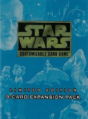 Star Wars Episode One: Special Edition Booster  Neu & OVP