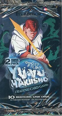 YuYu Hakusho Ghost Files Booster engl. Neu & OVP
