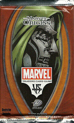 Marvel Origin 1 Booster (dt.) Neu & OVP