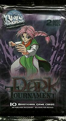 YuYu Hakusho Dark Tournament Booster engl. Neu & OVP