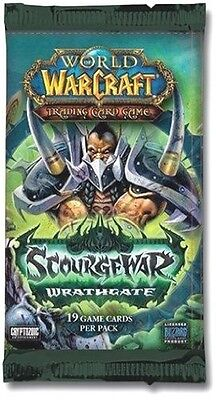 World of Warcraft Scourgewar Pforte des Zorns - ein Booster (deutsch) Neu & OVP