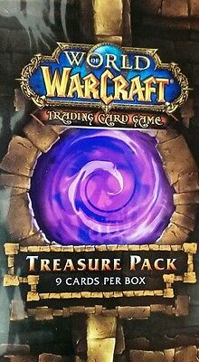 World of Warcraft Treasure Pack 2011 (englisch) Booster Neu & OVP