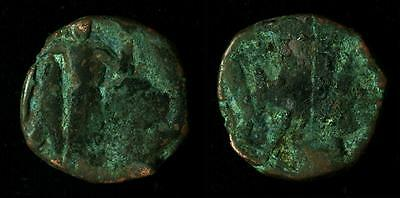 Copper Coin of the Kushanas (1st to 3rd Century AD) AI-1002-C