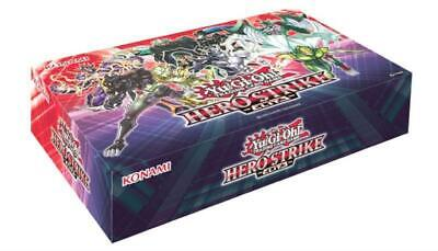 Yu-Gi-Oh! Hero Strike Elite Structure Deck Neu & OVP