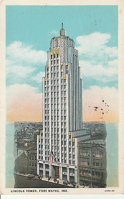 LAM(X) Fort Wayne, IN - Lincoln Tower - Exterior - Bird's Eye View
