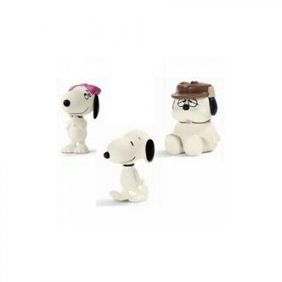 SCHLEICH - Scenery Pack Snoopy & His Siblings Neu & OVP