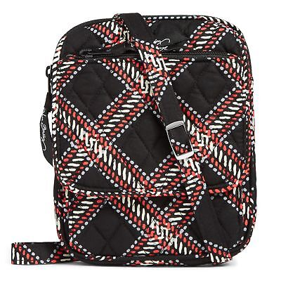 Vera Bradley Factory Exclusive Mini Hipster Crossbody Bag in Minsk Plaid