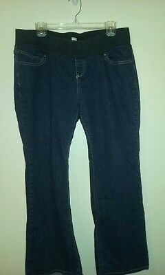Women's Size 14 OLD NAVY Maternity Jean (UEC)