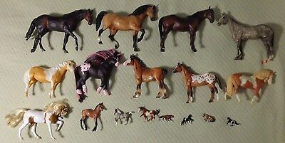 Breyer Traditional Classic Stablemates Mini Whinnies HUGE Lot of 17